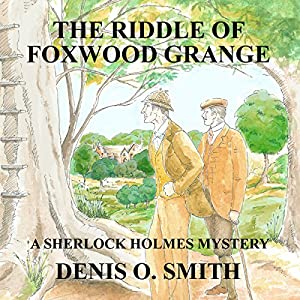 The Riddle of Foxwood Grange Audiobook