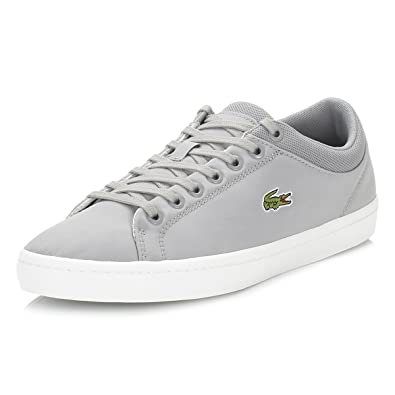 eb8187bf98 Chaussure Staightset 216 Lacoste grise - Gris, 46: Amazon.fr ...