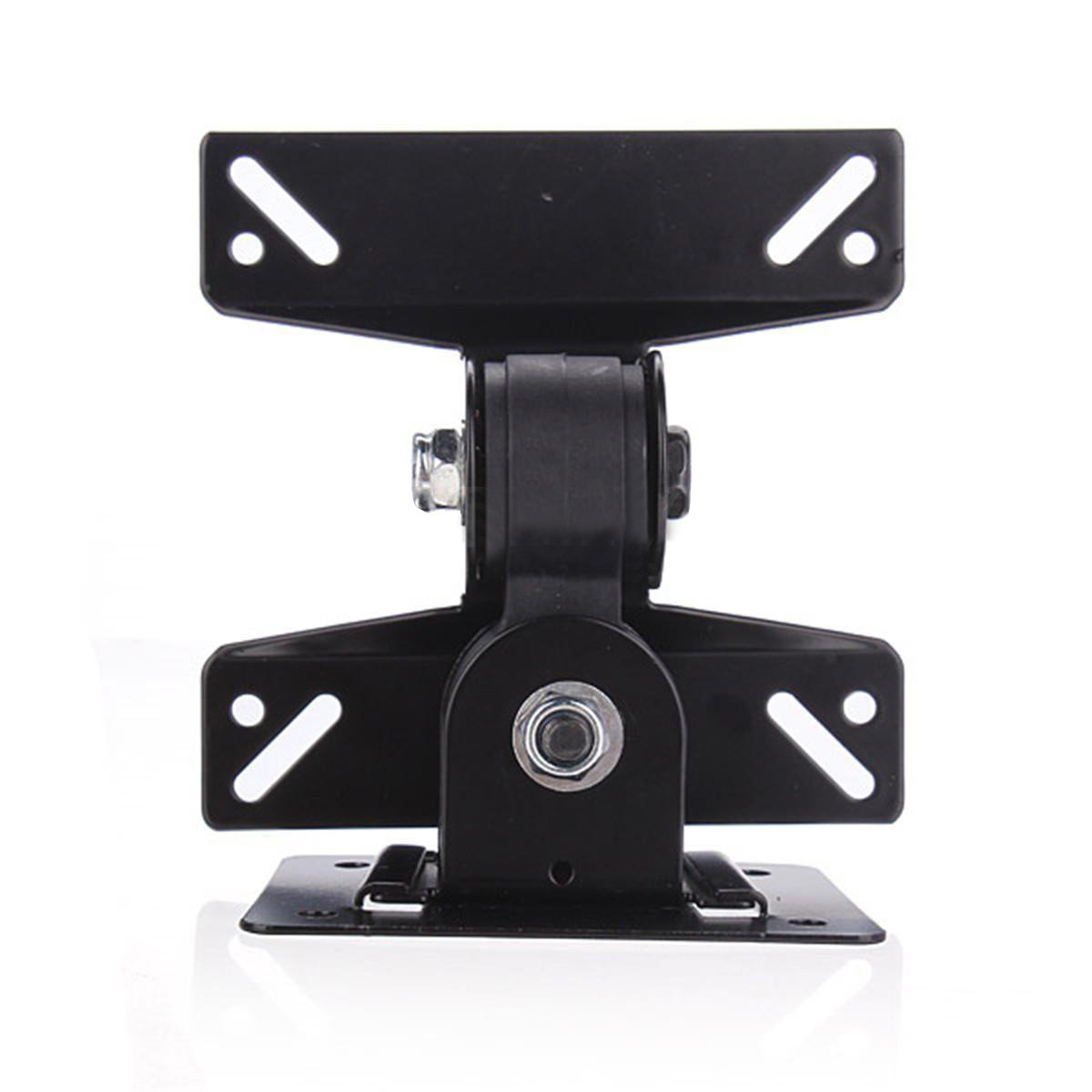 SODIAL 14-24inch LCD TV Plasma Bracket tiltable Wall bracket Wall bracket swiveling 136596