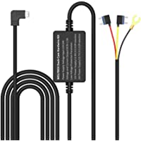 WOLFBOX Hardwire Kit for G840 Mirror Dash Cam, Mini USB Hard Wire Kit Fuse, for Car Dash Camera