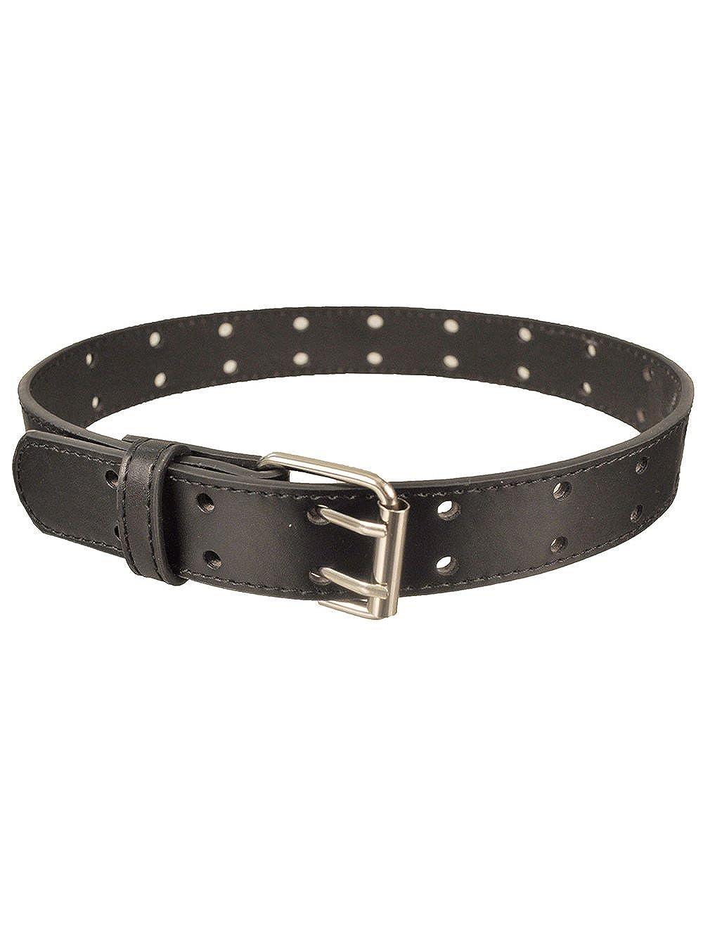 Madison Boy Double Punch Belt