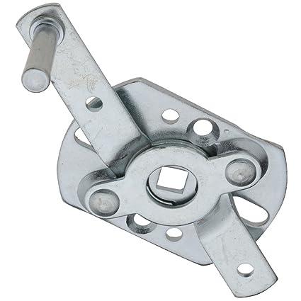 National Hardware N280 701 V7645 Swivel Locks In Zinc, For 5/16u0026quot;