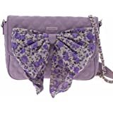 Camomilla - sac a main violet - collection sophie