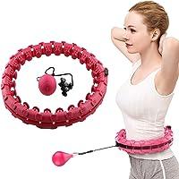 Slimme Hoelahoep, Afneembare En Verstelbare Hoelahoep Fitness-tool, Geschikt Voor Postpartum Moeders/Bedienden/Studenten…