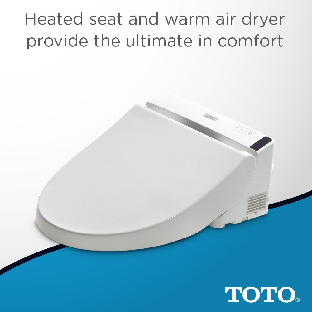 TOTO SW2044#01 C200 WASHLET Electronic Bidet Toilet Seat with ...