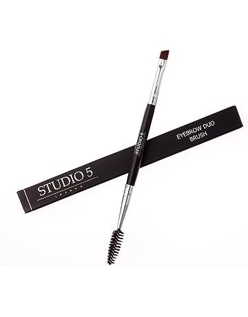 3600e4d868d Dúo para cejas de pincel y cepillo de Studio 5 Cosmetics. Para mantener, dar