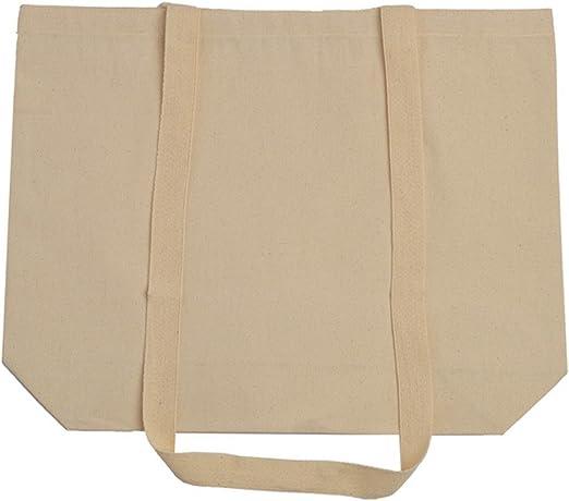 Economical Canvas Messenger Tote Bag Natural