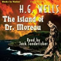 The Island of Dr. Moreau Audiobook by H.G. Wells Narrated by Jack Sondericker