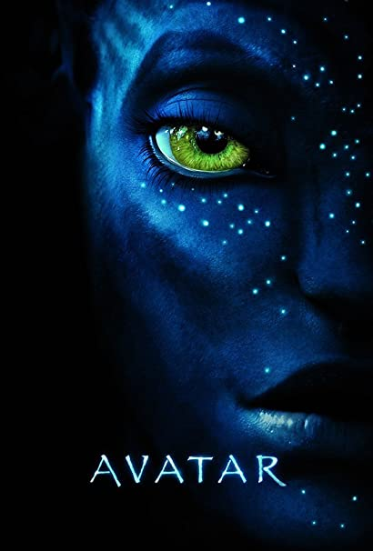 Amazon com: JIONK® Avatar Movie Poster (27X40-1): Home & Kitchen