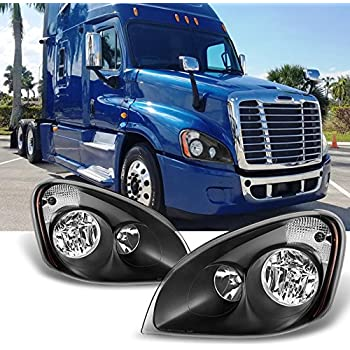 2pc H8 H9 H11 High LED Headlight bulbs For 2008-2016 Freightliner Cascadia Truck