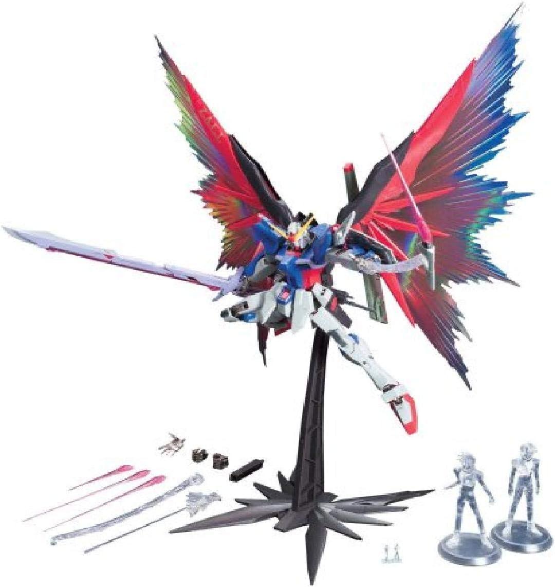 Bandai Hobby Extreme Blast Mode Mobile Suit Gundam Seed Destiny Model Kit (1/100 Scale) (BAN151244)