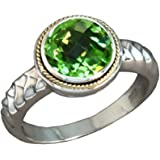 Balissima By Effy Collection Peridot Ring