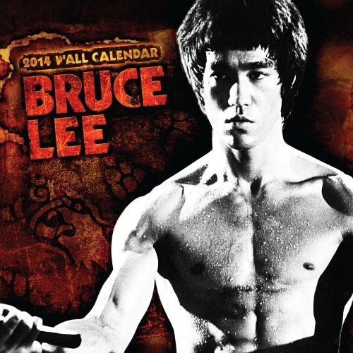 Bruce Lee 2014 Wall Calendar ()