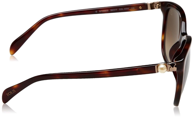 Tous STO885T-550909, Gafas de Sol para Mujer, Shiny Havana, 55: Amazon.es: Ropa y accesorios