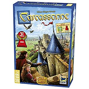 Devir Carcassonne, juego de mesa (versión en castellano)