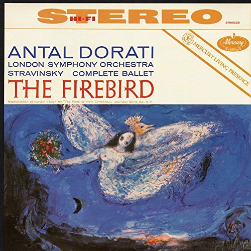 Stravinsky: The Firebird [LP]