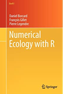 numerical ecology volume 24 developments in environmental modelling