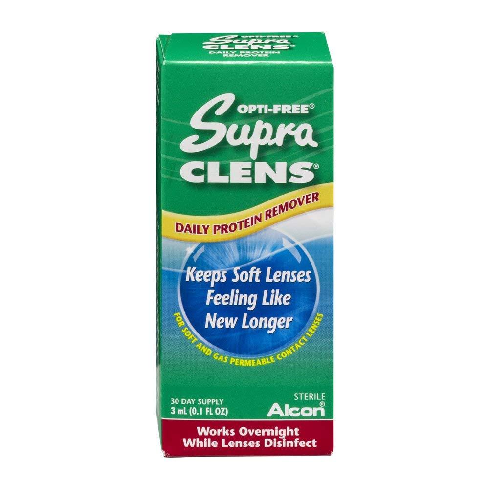 Amazon.com: Opti-Free Supra Clens Remover (.1 Diarios de ...