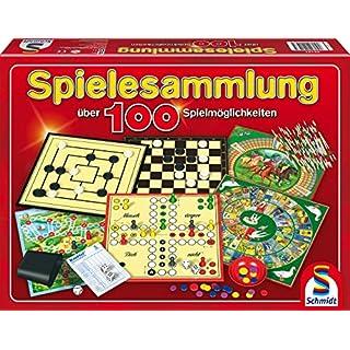 Schmidt Spiele Sp-Sammlung 100 Möglichk.