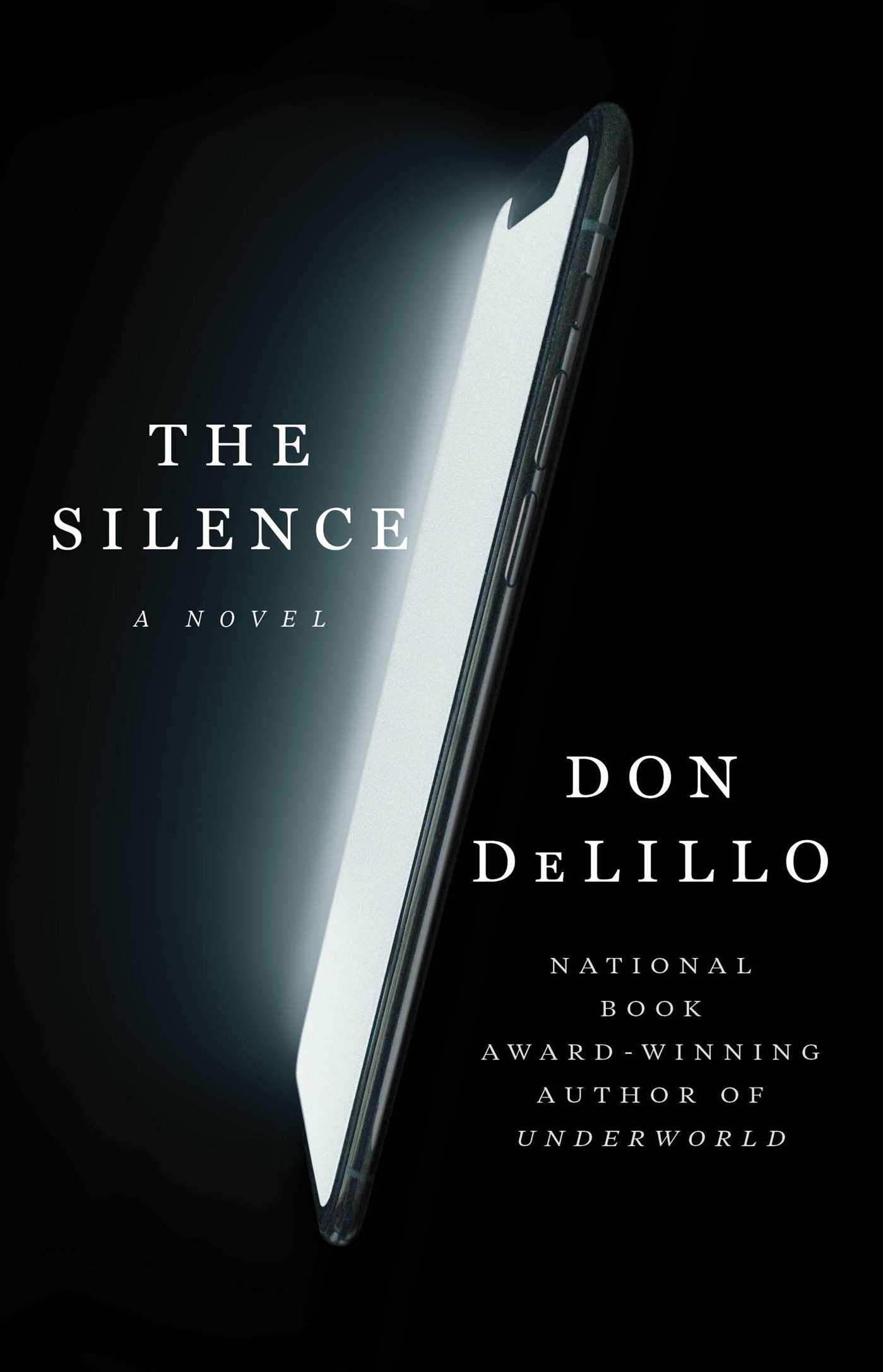 Image result for the silence by don delillo amazon