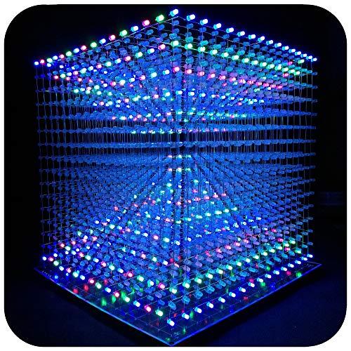 3D Led Light Cube Kit in US - 5