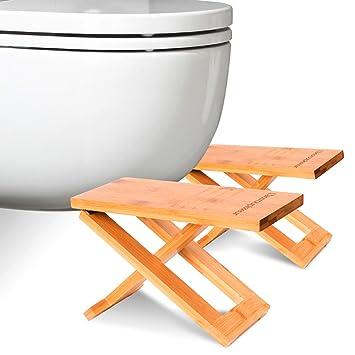 Repose Pieds Naturel En Wc La Bambou Physiologique Pliable Et Tabouret Traitement Constipation De Toilettes Design Pied Bois Marche xBeWodCr
