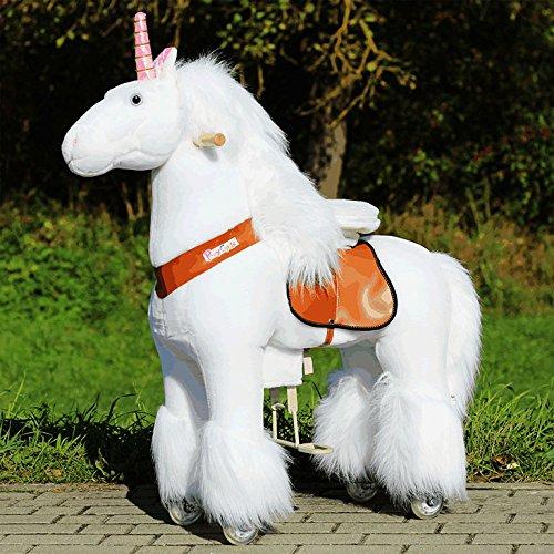 """#Ponycycle """"Sternschnuppe"""" Einhorn Plüschpferd#"""