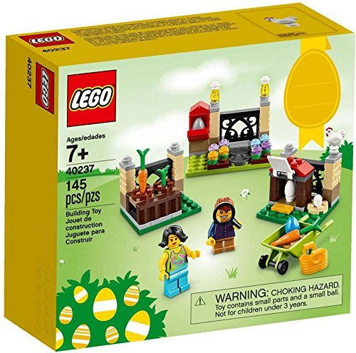 LEGO 40237 Easter Egg Hunt Seasonal boxed Set 145pcs