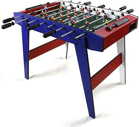 ZOUJUN Tabla Partido de fútbol, Mesa Multifuncional, Mesa de futbolín futbolín, Mesa de Billar, Ping-Pong, Backgammon Conjunto, Hockey de Aire y Más: Amazon.es: Hogar