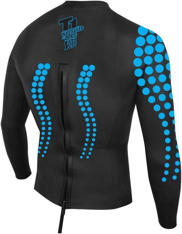 De Soto T1 Black Pearl Pullover Wetsuit 2020