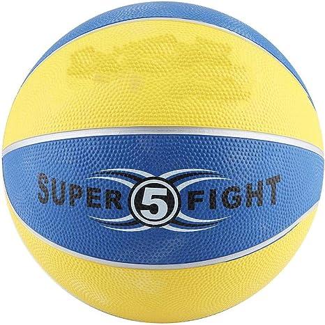 Huairdum Baloncesto de Goma, tamaño 7 Pelota Inflable Colores ...