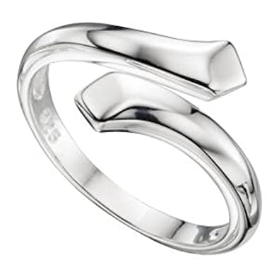 VERSATILE ADJUSTABLE FINGER THUMB RING Can be set from size N up to V Hallmarked 925 silver nkC3BHdgWM