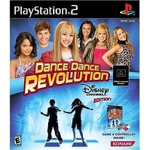 Dance Dance Revolution: Disney Channel Edition Bundle (Includes Dance Mat) - PlayStation 2