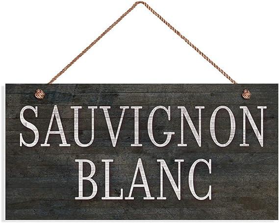 INNAPER Sauvignon Blanc Wine Sign