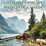 2019 Canadian Landscapes/Paysages du Canada Mini Calendar (English and French Edition)