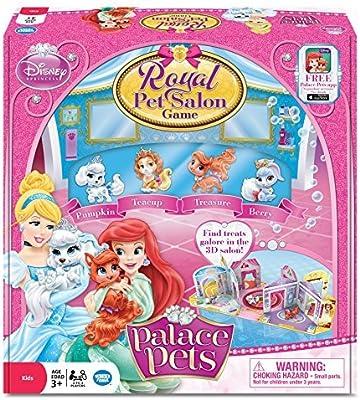Desconocido Princesas Disney - Juego de Mesa, de 2 a 4 Jugadores (WFI01248) (Importado): Amazon.es: Juguetes y juegos