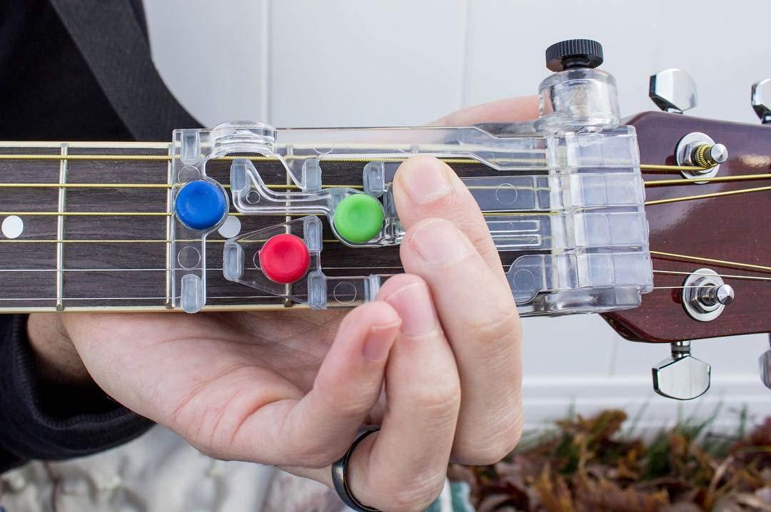 Chordbuddy Guitar Learning System Teachers Version
