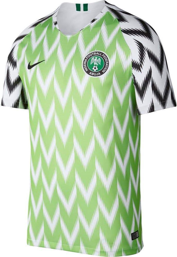 Nike Nigeria Stadium Home WM 2018 Camiseta de fútbol, Hombre ...