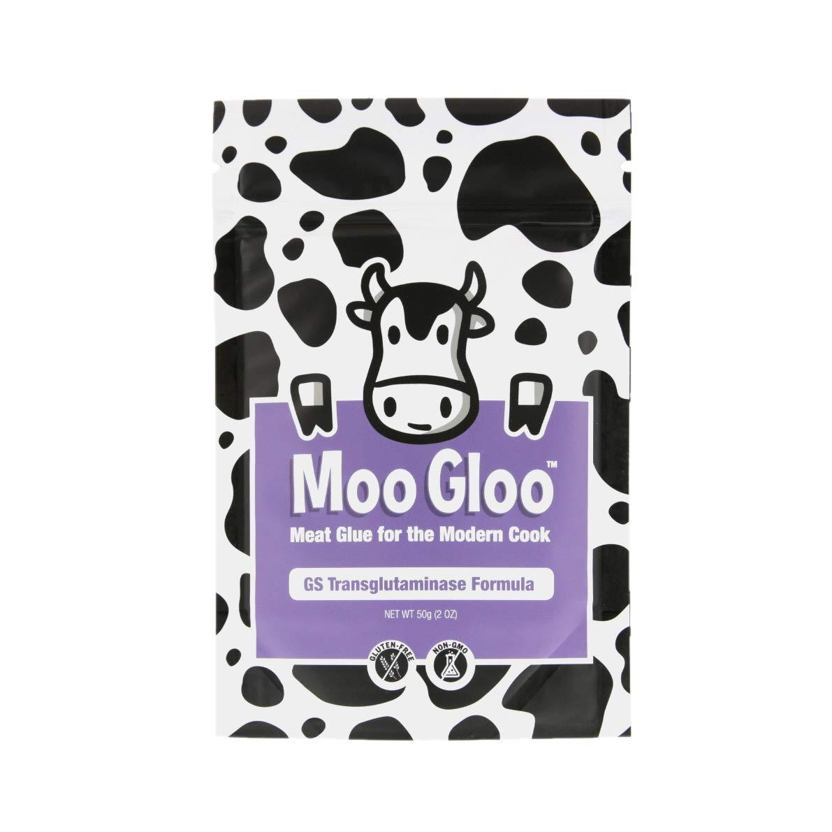 Moo Gloo Transglutaminase [TG, Meat Glue] - GS Formula 50g/2oz