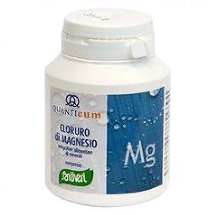 Magnesio Clorur 200Cpr Santiveri