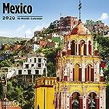 Mexico Wall Calendar 2020