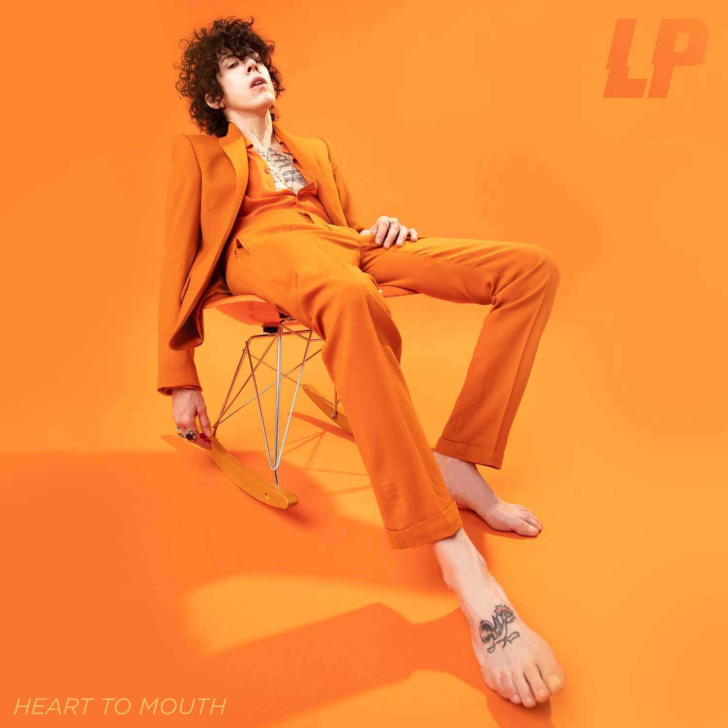 CD : LP - Heart To Mouth (CD)