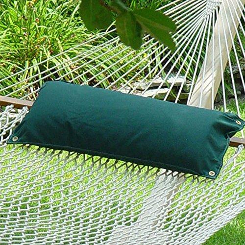 Large Hammock Pillow - Castaway Hammock Pillow, Green, Large