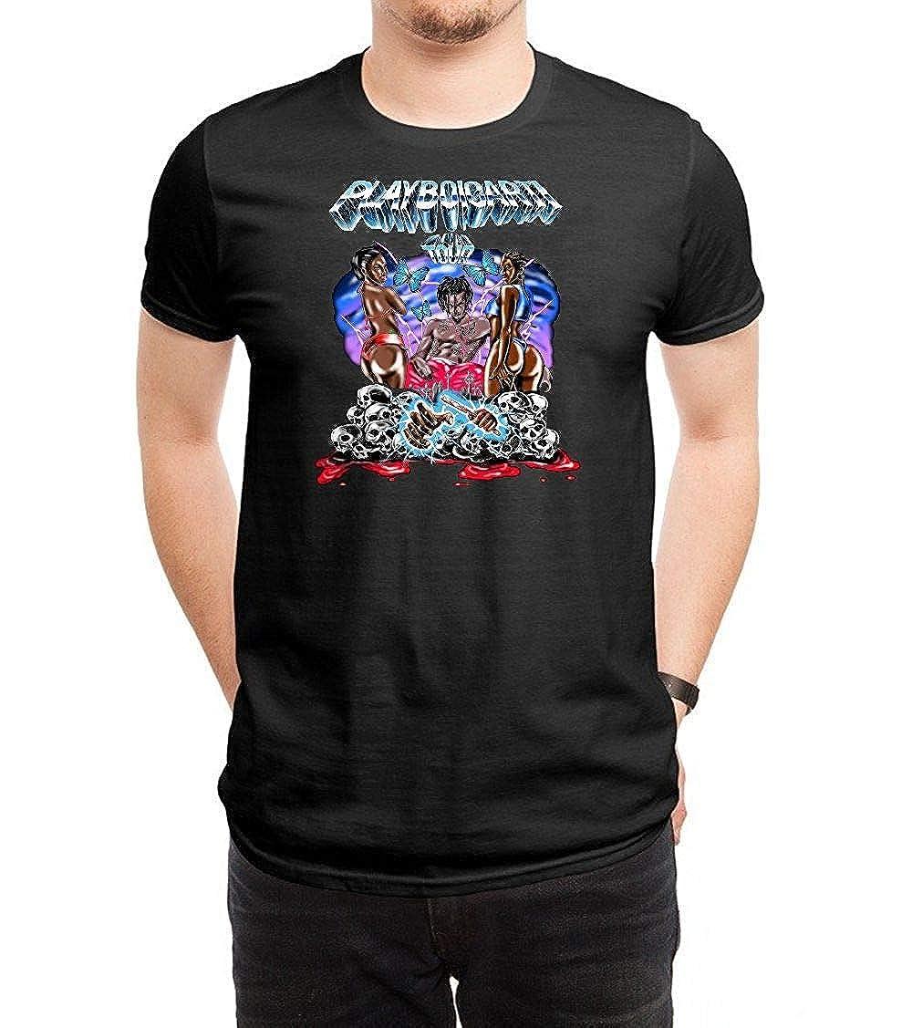 WilmaJMc Mens Playboi Carti 1 Cool T Shirts