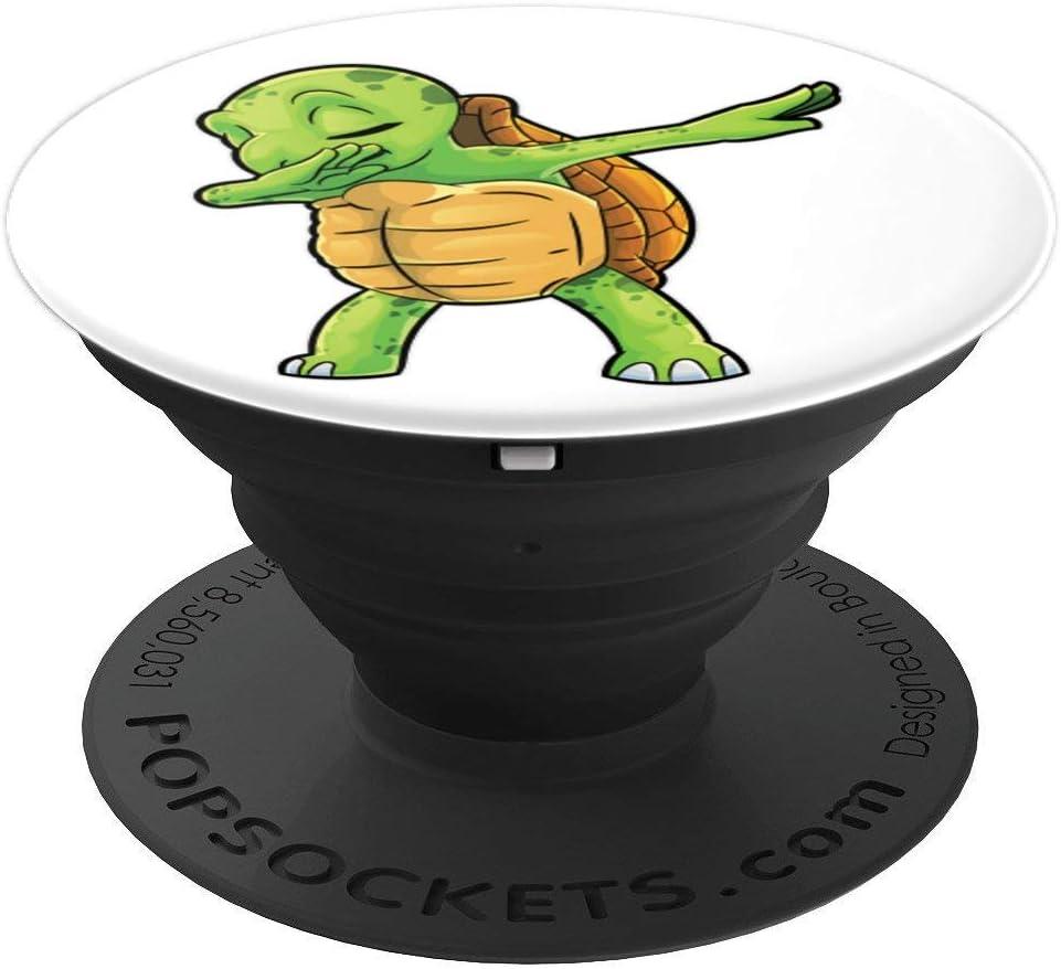 Amazon.com: Tortuga Dabbing Bonito diseño de tortuga de ...