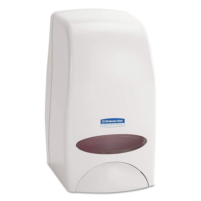 Scott 92144 Essential Manual Skin Care Dispenser, 1000mL, White: Industrial & Scientific