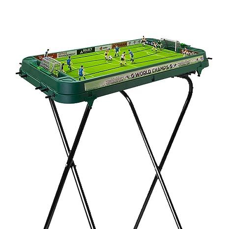 JKLL Mesa de futbolín, Accesorios de Mini Juegos de Billar de Mesa ...