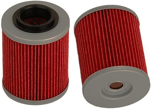 Oil Filter for ATV//UTV CAN-AM Outlander 400 XT//Max//Max XT 4x4 2004-2006