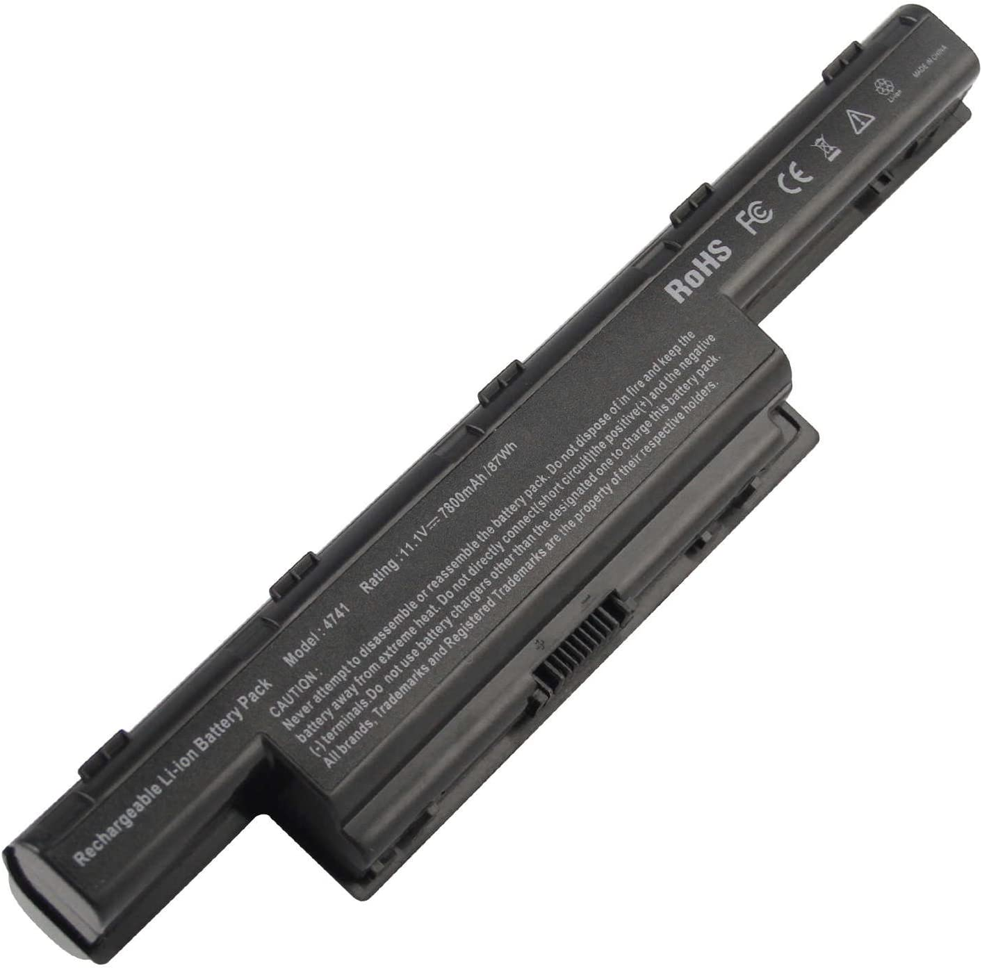 Fancy Buying 7800mAH 9-Cell Laptop Battery for Acer AS10D31 AS10D51 Acer Aspire 5253 5251 5336 5349 5551 5552 5560 5733 5733Z Acer TravelMate 5740 5735 5735Z 5740G Gateway NV55C NV50A NV53A NV59C