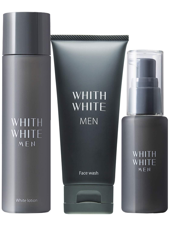 【WHITH WHITTE】フィスホワイト MEN メンズスキンケアセットのサムネイル
